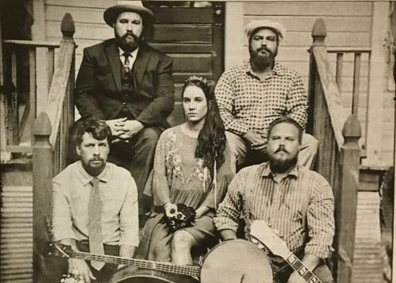 Deep Roots: Live Downtown! – Delta String Band w/Mason Honnell