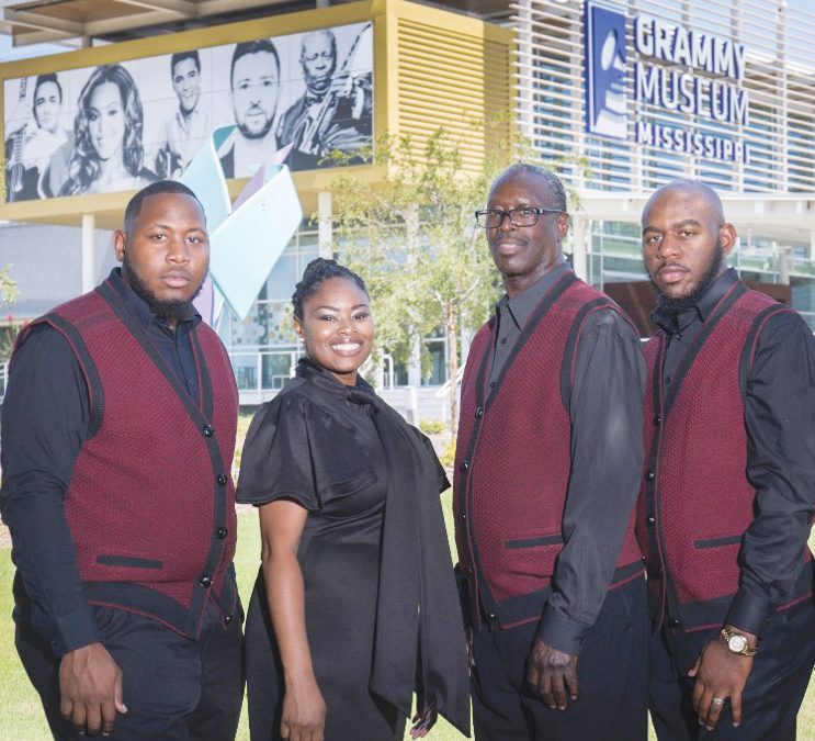 Harmony Quartet: Boyle musical family impresses